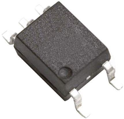 Toshiba 東芝 フォトカプラ, トランジスタ出力 1, 6-Pin 表面実装, TLP109IGM-TPL,EO