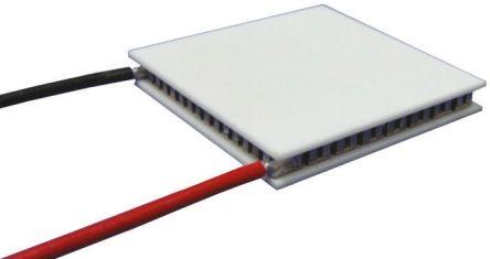 Peltier Module, 1.08W, 1.29A, 1.7V, 20 x 20mm product photo