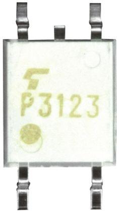 Photo relay 1.5kV 1a 0.13ohm 40V SOP4