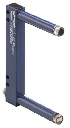 Through Beam (Fork) Photoelectric Sensor 80 mm Detection Range PNP IP65, IP67 Fork Style product photo