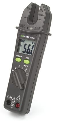 ISO-TECH ICMA5 Clamp Meter, Max Current 200A ac CAT IV 600 V With UKAS Calibration, APPA A5