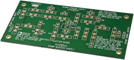 Analog Devices EVAL-PRAOPAMP-1RZ, Operational Amplifier Evaluation Board