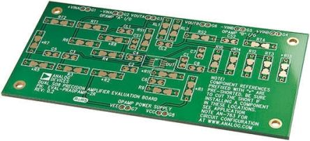 Analog Devices EVAL-PRAOPAMP-2RZ, Operational Amplifier Evaluation Board