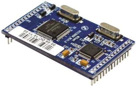 Module Serial-to-Ethernet Gateway,Header