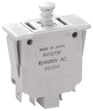DPDT-NO Safety Interlock Switch, 10.1 A @ 250 V ac product photo