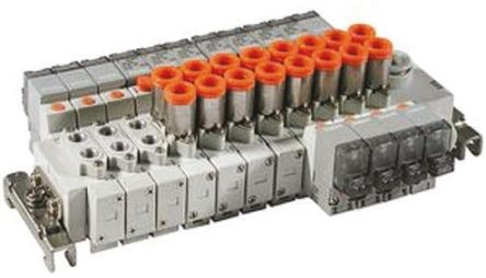 SMC SS5Y3-60-02U-Q Основание коллектора