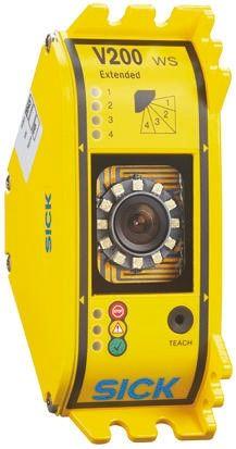 V20W-0101000 | Sick V200 Sicherheitskamera, 1-strahlig, max. 2.12m ...