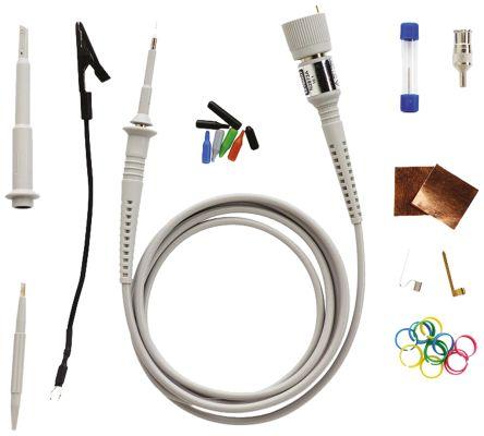 Keysight Technologies N2871A Oscilloscope Probe, Probe Type: Passive 200MHz