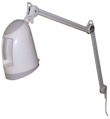 EDL Lighting Limited Compact Fluorescent Medical Examination Light , Dimmable, 10 W, 13 W, Reach:1100mm, Spring