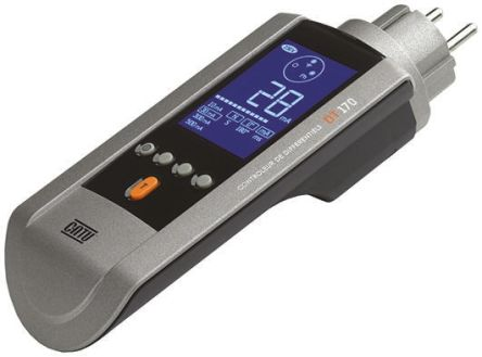 DT-170 Earth & Ground Resistance Tester CAT III product photo