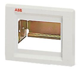ABB 12364 Blank Panel for use with Polycarbonate Enclosures