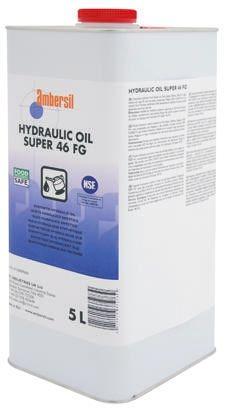 Ambersil Hydraulic Fluid 30267-002, 5 L, ISO Grade 46
