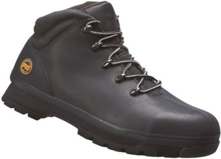 Timberland Splitrock Pro Black Steel Toe Cap Men Safety Shoes, UK 10, EU 44