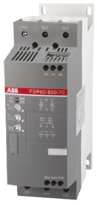 ABB 85 A Soft Starter PSR Series, IP10, 45 kW, 600 V