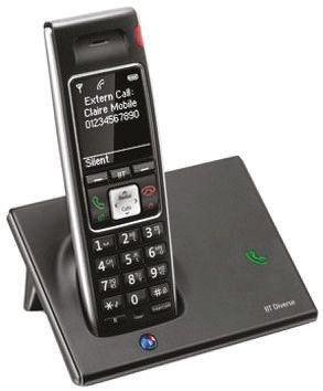 BT Diverse 7410 Cordless Telephone