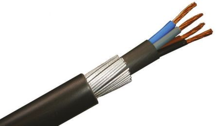5083 rs pro rs pro 4 core armoured cable with polyvinyl chloride rh il rsdelivers com wiring armoured cable to a plug wiring up armoured cable