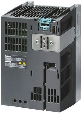 Siemens SINAMICS G120 Power Module 4 kW, 3-Phase In, 380 → 480 V ac, 10.2 A, 0 → 550 Hz Out