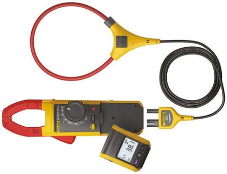 381 Clamp Meter, Max Current 2.5kA ac, 999.9A dc CAT III 1000 V, CAT IV 600 V With UKAS Calibration product photo