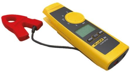 Fluke 365 Clamp Meter, Max Current 200A ac, 200A dc CAT III 600 V