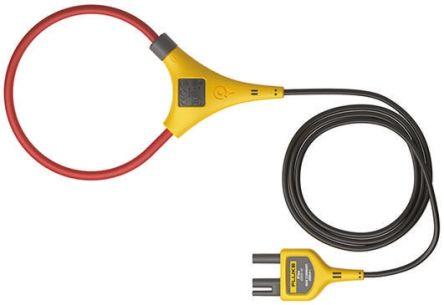 FlukeMultimeter Test Lead Fluke i2500-10 Flexible Current Probe, CAT III  1000 V, CAT IV 600 V