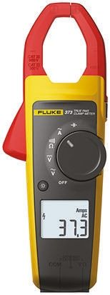Fluke 373 Clamp Meter, Max Current 600A ac CAT III 600 V, CAT IV 300 V
