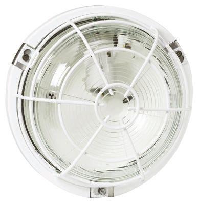 Legrand, 100 W Oval Bulkhead Light, IP55