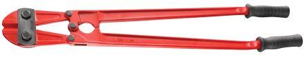 Cortador de pernos Facom con capacidad de corte de 10 mm, longitud 600 mm, en acero al cromo