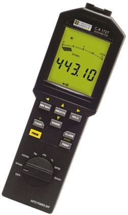 P01174830 Tachometer, Best Accuracy ±6 Counts Contact, Non Contact LCD 100000rpm product photo