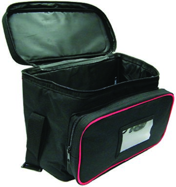 RS PRO Polyester Instrument Bag with Shoulder Strap 445mm x 170mm x 330mm