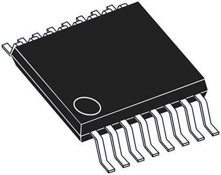 Analog Devices AD8369ARUZ, Controlled Voltage Amplifier Differential 5 V 16-Pin TSSOP