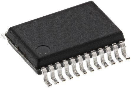 Analog Devices ADE7755ARSZ Energy Meter IC, 24-Pin SSOP