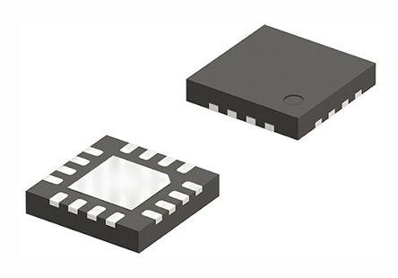 Texas Instruments BQ24072RGTT, Lithium-Ion, Battery Charge Controller, 1 5A  16-Pin, VQFN
