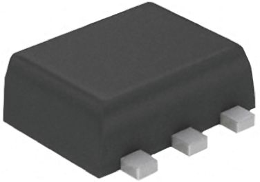 SMA3107-TL-E ON Semiconductor, RF Amplifier Wide Band, 24.5 dB 2.8 GHz, 6-Pin MCPH
