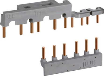 ABB 3 Phase Busbar, 5 Module, 17.5mm Pitch