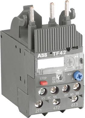 ABB Thermal Overload Relay NO/NC, 1.7 → 2.3 A, 2.3 A, 2 W
