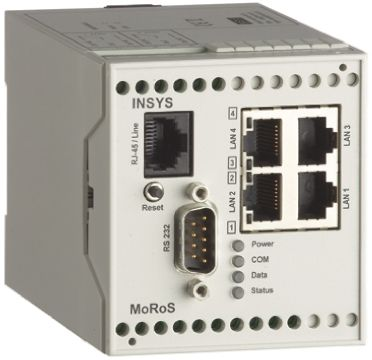 INSYS QLM-G Embedded Module Drivers Windows XP