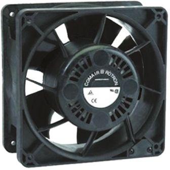AC Axial Fan, 175.51 x 175.51 x 111.8mm, 560m³/h, 59W, 115 V ac (Tarzan Series)