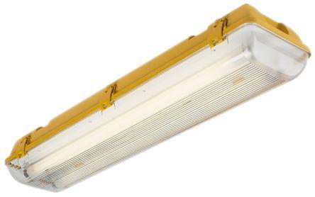Plafoniere Per Magazzini : Montaggio per luci da soffitto w fluorescente plafoniera
