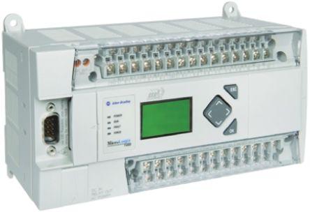Allen Bradley 1766 PLC I/O Module 20 Inputs, 12 Outputs , 87 x 180 x 90 mm