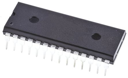 IDT IDT7202LA12TPG, FIFO Memory, Dual 9kbit, 1K x 9 bit, Bi-Directional 12ns, 4.5 → 5.5 V, 28-Pin PDIP