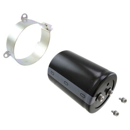 Nichicon Aluminium Electrolytic Capacitor 15000μF 400V dc 90mm Screw Terminal NY Series Electrolytic, ±20%