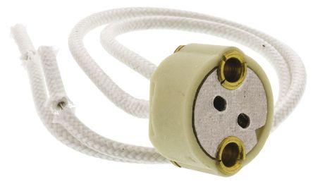 G4/MR16 Socket high temp base threaded