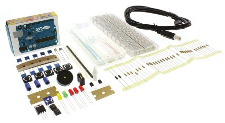 Arduino, Uno Workshop Kit Development Kit - A000010