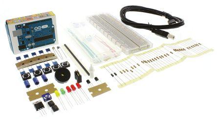 Arduino, Uno Workshop Kit Development Kit, A000010