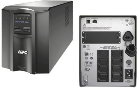 smt1500i apc apc smart ups smt 1500va ups uninterruptible powersmt1500i apc apc smart ups smt 1500va ups uninterruptible power supply, 230v output, 980w 715 8812 rs components
