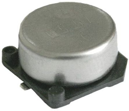 NIC Components 0 47F Supercapacitor EDLC -20 → +80% Tolerance NEXC Series  5 5V dc Surface Mount