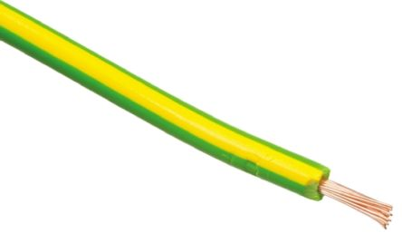 4520006 lapp h07v k green yellow single core control cable 16 mm csa 450 v 750 v 100m lapp. Black Bedroom Furniture Sets. Home Design Ideas