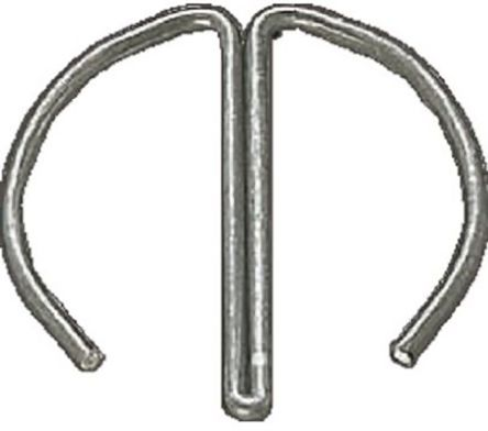 1 in Square Clamping Spring product photo