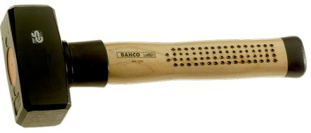 Bahco 1kg Lump Hammer With Wood Handle