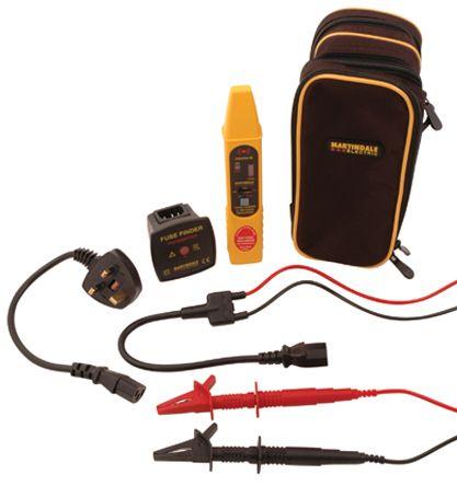 FD650 Fuse Finder, Cable Detection Depth 10cm CAT III 300 V, Maximum Safe Working Voltage 600V product photo